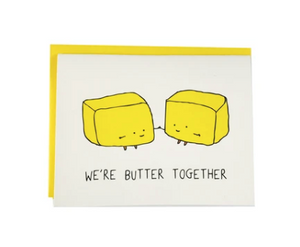 Card - We're Butter Together