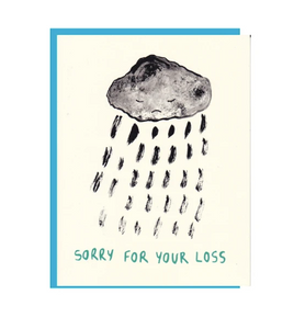 Card - Sorry For Your Loss
