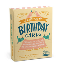 Load image into Gallery viewer, Card Box - Birthday