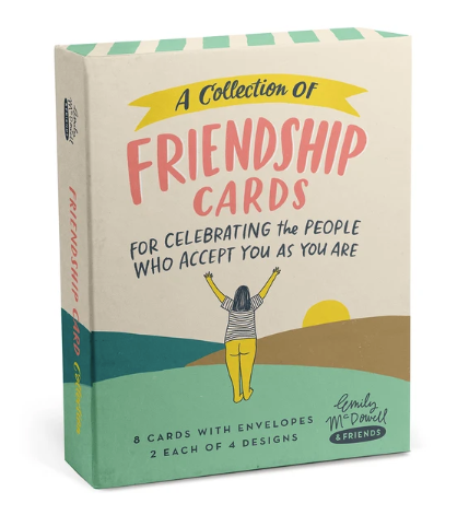 Card Box - Friendship / Encouragement