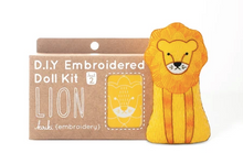 Load image into Gallery viewer, DIY - Sewing Kit - Lion