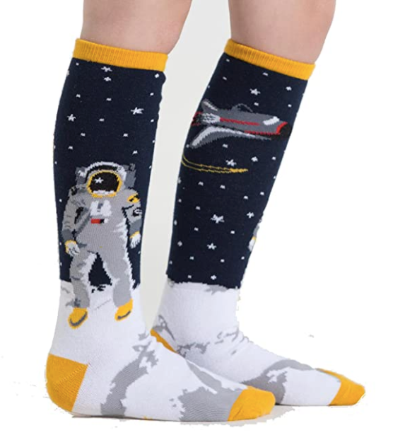 Sock - Junior Knee: One Small Step