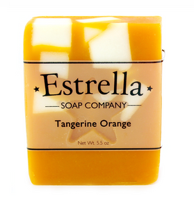 Soap: Tangerine Orange
