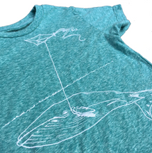Load image into Gallery viewer, Toddler Shirt - Whale w/ Kite