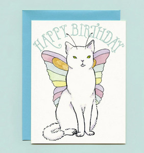 Card - Catterfly