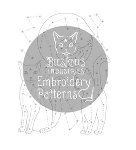 Craft Supply - Pattern - Catstellations