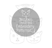 Load image into Gallery viewer, Craft Supply - Pattern - Expressive Cats