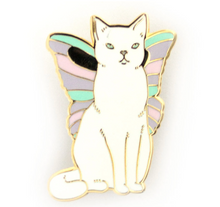 Load image into Gallery viewer, Enamel Pin - Catterfly