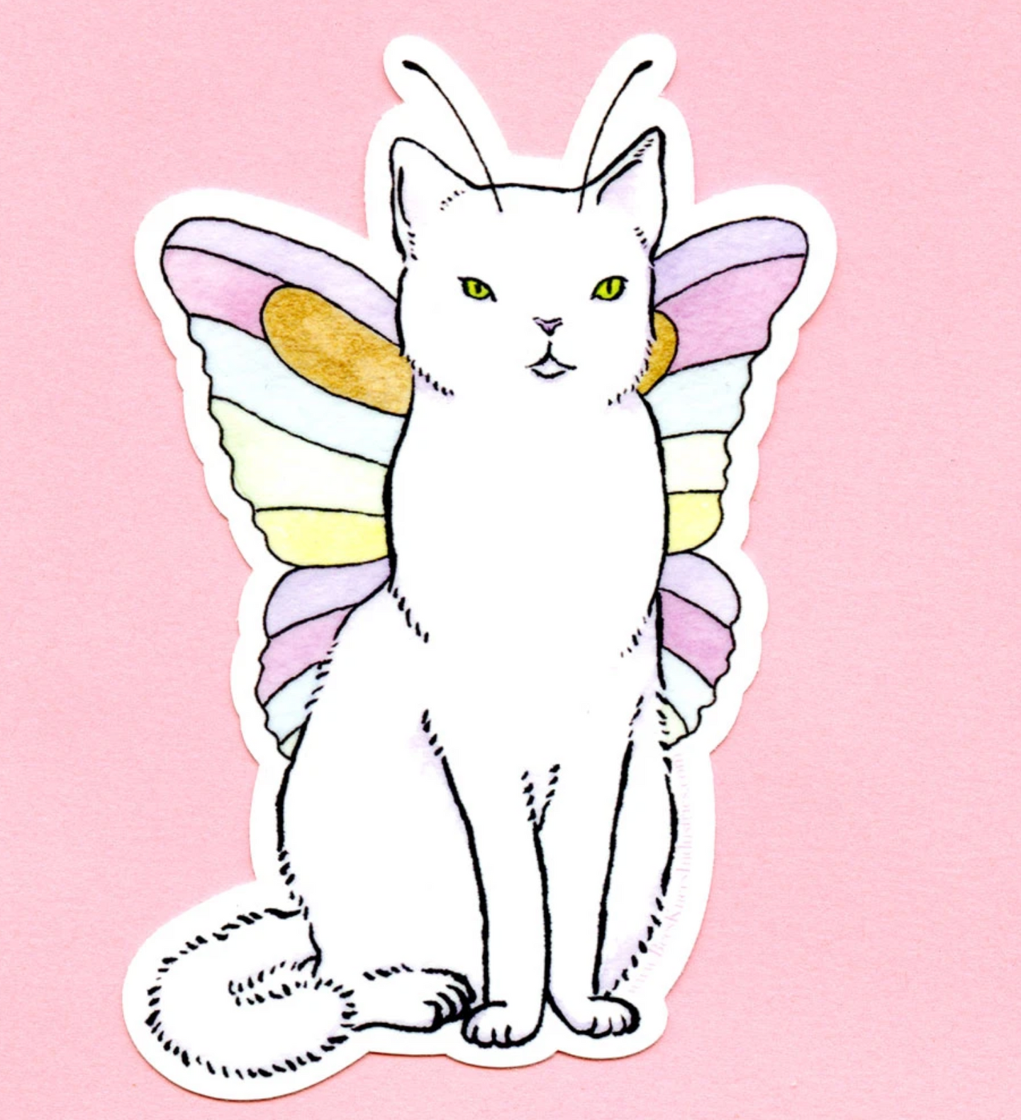Sticker - Catterfly