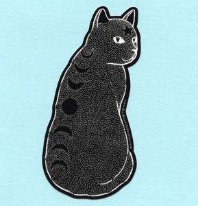 Sticker - Moon Phase Cat