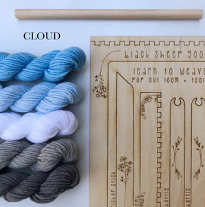 DIY - Pop Out Loom and Tools - Cloud