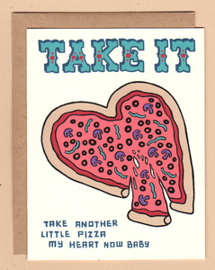 Card - Take It Pizza (Betty Turbo)