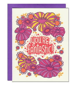 Card - You're Fantastic