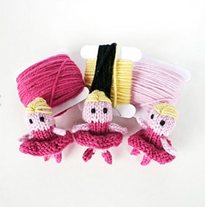 DIY - Knitting Kit - Ballerina