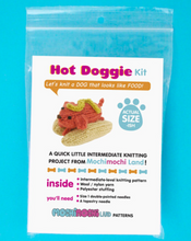 Load image into Gallery viewer, DIY - Knitting Kit - Hot Doggie