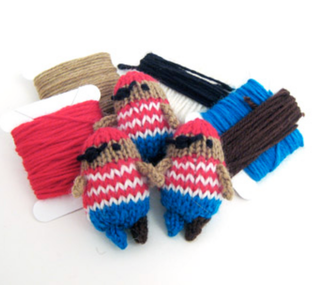 DIY - Knitting Kit - Pirate