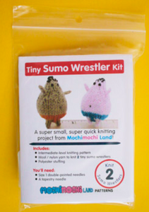 DIY - Knitting Kit - Sumo