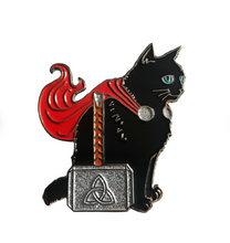 Load image into Gallery viewer, Enamel Pin - Thor
