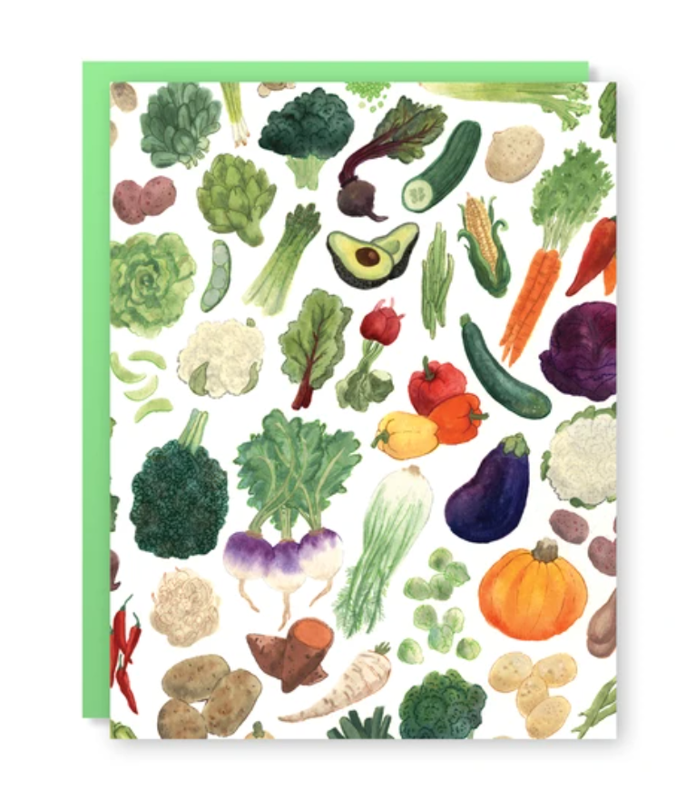 Card - Veggie