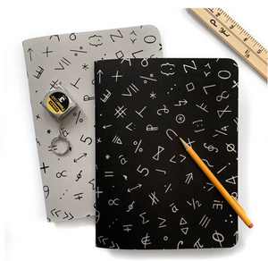 Large Journal - Math - Black