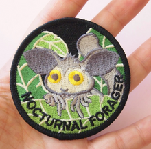 Load image into Gallery viewer, Patch - Nocturnal Forager Aye Aye