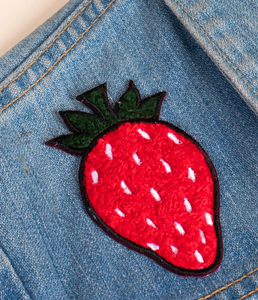 Patch - Strawberry
