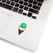 Load image into Gallery viewer, Sticker - Ice Cream Cone Butt