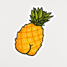 Load image into Gallery viewer, Sticker - Pineapple Butt