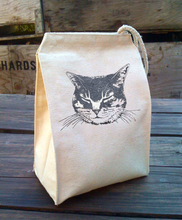 Load image into Gallery viewer, Lunch Bag - Cat
