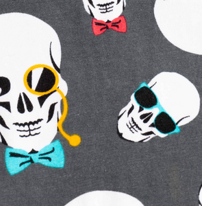 Boxers - Dapper Dandies Skulls