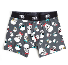 Load image into Gallery viewer, Boxers - Dapper Dandies Skulls