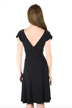 Load image into Gallery viewer, Veronica Lake Dress - Black