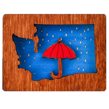 Load image into Gallery viewer, Magnet - Washington Umbrella