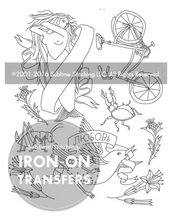 Load image into Gallery viewer, Craft Supply - Embroidery Pattern - Carson Ellis