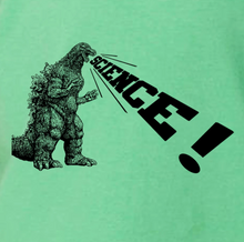 Load image into Gallery viewer, Youth Shirt - Godzilla Science - Unisex Crew