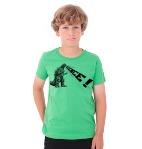 Youth Shirt - Godzilla Science - Unisex Crew