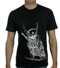Load image into Gallery viewer, Shirt: Samurai Owl - Unisex Crew