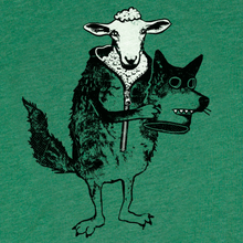 Load image into Gallery viewer, Shirt: Sheep in Wolf's Clothing - Unisex Crew