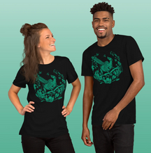 Load image into Gallery viewer, Shirt - Dinosaur - Unisex Crew