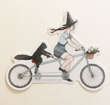 Load image into Gallery viewer, Sticker - Tandem Witch