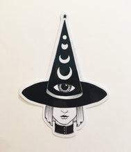 Load image into Gallery viewer, Sticker - Third Eye Witch
