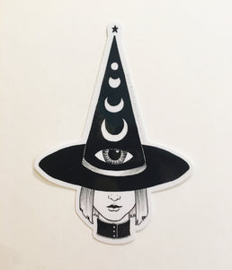 Sticker - Third Eye Witch