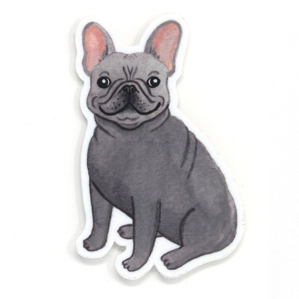 Sticker - French Bulldog (Cactus Club)