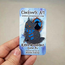 Load image into Gallery viewer, Enamel Pin - Ravenclaw