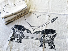 Load image into Gallery viewer, Kitchen Towel: Love AT-AT First Sight