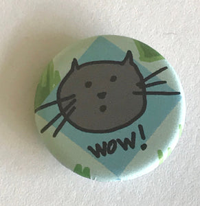 1.25 Inch Magnet: Bad Cats
