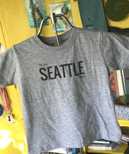 Load image into Gallery viewer, Toddler Shirts - This Says Seattle On It