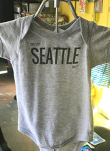 Load image into Gallery viewer, Onesie: This Says SEATTLE On It
