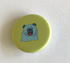 Magnet - 1.25 Inch: Growly Bears