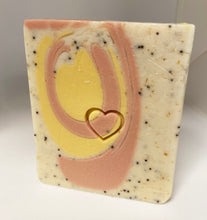 Load image into Gallery viewer, Soap: Lemon Poppy Seed Scrub